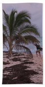 Grand Cayman Surfer Beach Towel