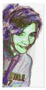 Grand Daughter I Beach Towel