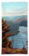 Grand River Look-out Beach Towel