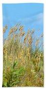 Grass Waving In The Breeze Beach Towel