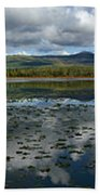 Gravel Lake, North Klondike Highway Beach Towel