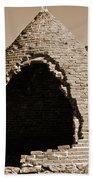Graveyard Dome Beach Towel