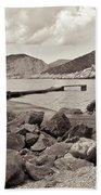 Greek Harbour Beach Sheet