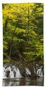 Greenstone Falls 4 Beach Towel