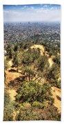 Griffith Park Beach Towel