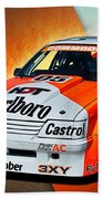 Group C Vk Commodore Beach Towel