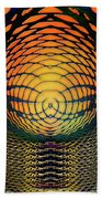 Guardians Of The Light Within Beach Towel