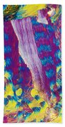H-proline Beach Towel