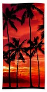 Haleiwa Beach Towel