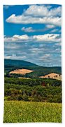 Harnessing The Wind Beach Towel