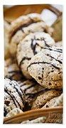 Hazelnut Cookies Beach Sheet