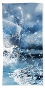 Heavenly Interlude Beach Towel by Lourry Legarde