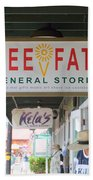 Hee Fat General Store Beach Towel