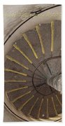 Helical Stairway Beach Sheet