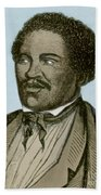 Henry Box Brown, African-american Beach Towel by Photo Researchers