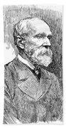 Henry Yule (1820-1880) Beach Towel