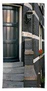 Herengracht 395 Bis. Amsterdam Beach Towel