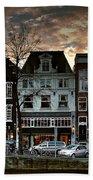Herengracht 502. Amsterdam Beach Sheet