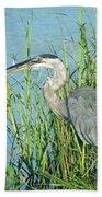 Heron Rockefeller Wma La Beach Towel