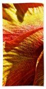 Hibiscus Fashion Beach Towel