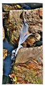 Hidden Images Vert Beach Towel