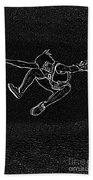 High Jump II Beach Towel