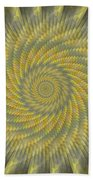 Highspeed Pinwheel Beach Towel