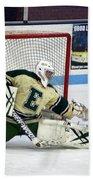 Hockey The Big Reach Beach Sheet