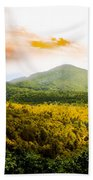 Hope Of Fall Beach Towel
