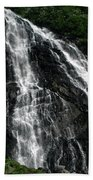 Horsetail Falls Beach Towel