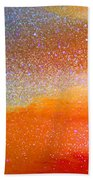 Hot And Cold Beach Towel