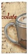 Hot Chocolate Beach Sheet