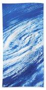 Hurricane Beach Towel