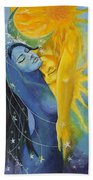 Ilusion From Impossible Love Series Beach Towel by Dorina  Costras