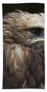 Imperial Eagle 4 Beach Towel