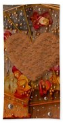 In Cookie And Bread Style Beach Sheet