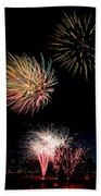 Independence Day Beach Towel