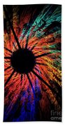 Indian Summer Beach Towel