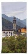Intragna - Ticino Beach Towel