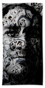 Intrigue Beach Towel by Christopher Gaston