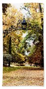 Inver House - Radnor Pa Beach Towel