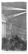 Ireland: Dublin, 1849 Beach Towel
