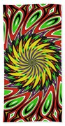 Irish Sunshine Beach Towel