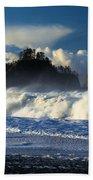 James Island Surf Beach Towel