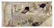 Japan: Kitchen, C1375 Beach Sheet