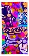 Jazz 4 All Beach Sheet