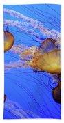 Jellyfish 6 Beach Towel