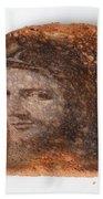 Jesus Toast Beach Towel by Photo Researchers, Inc.