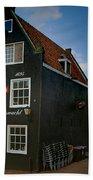 Jodenbreestraat 1. Amsterdam Beach Towel