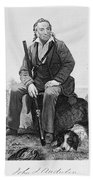 John James Audubon, French-american Beach Towel